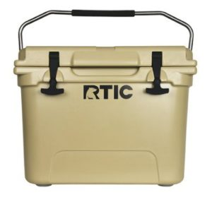 RTIC Rotomolded Cooler